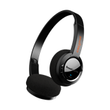 Creative Sound Blaster JAM V2, Bluetooth slúchadlá na uši s mikrofónom, čierne