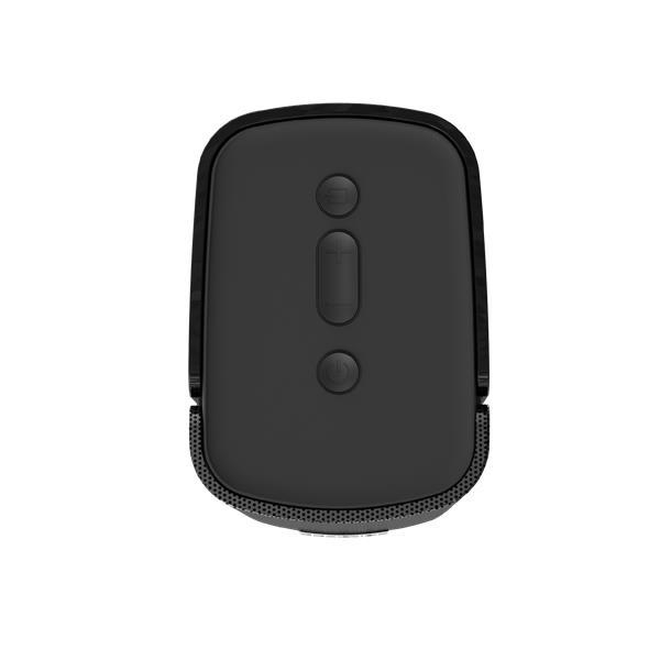 Creative T100 Wireless, aktívne stolné PC Hi-Fi 2.0 reproduktory s optickým vstupom, DO, kompaktné, čierne