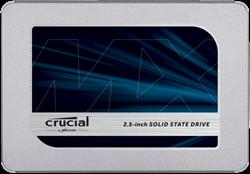 """Crucial MX500 250GB SSD, 2.5"""" 7mm SATA 6Gb/s, Read/Write: 560 MBs/510MBs"""