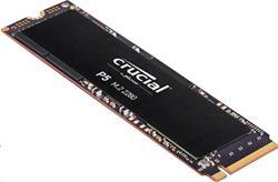 Crucial P5 1000GB SSD, M.2 NVMe PCIEx4 80mm Micron 3D NAND 3400/3000 MB/s, 5yrs, 7mm