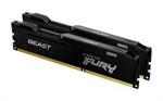 DDR 4.... 32GB . 3200MHz. CL16 DIMM FURY Beast Black Kingston (2x16GB)