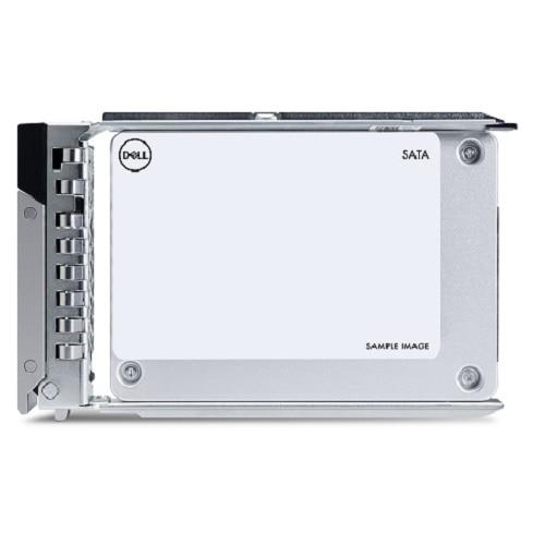 DELL 960GB SSD SATA Mixed Use 6Gbps 512e 2.5in Hot Plug DriveS4610 3 DWPD 5256 TBW CK