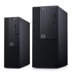 Dell Optiplex 3070 MT/Core i5-9500/8GB/256GB SSD/Intel UHD 630/DVD RW/Kb/Mouse/260W/W10Pro/3Y Basic Onsite