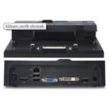 DELL Port Replicator : EURO Simple E-Port II with 130W AC Adapter, USB 3.0, without stand (Kit)