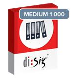 Disig Archiv Medium 1000