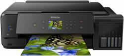 Epson L7180 A3, color All-in- One, foto tlac, potlac CD/DVD, duplex, USB, LAN, WiFi, iPrint