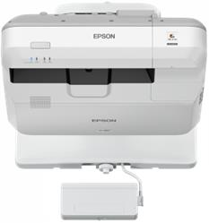 Epson projektor EB-710Ui, 3LCD, Laser, WUXGA, 4000ANSI, 2.500.000:1, HDMI, LAN, MHL - ultra short