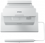 Epson projektor EB-725Wi 3LCD, Laser, WXGA, 4000ANSI, 2 500 000:1, HDMI, LAN, WiFi, Miracast - ultra short