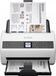 Epson skener WorkForce DS-870, A4, ADF, duplex, USB 3.0