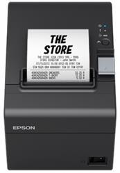 Epson TM-T20III LAN, cierna