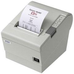 Epson TM-T88V-012 seriova + USB, termo, biela