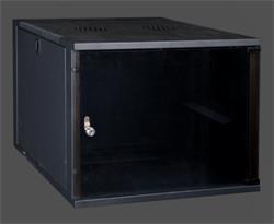 """Eurocase nástenný rozvádzač GQ5612 12U / 19"""" 540x600x580mm"""
