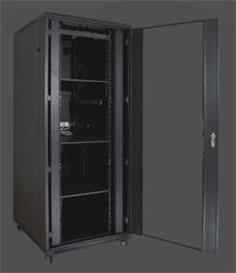 """Eurocase stojanový skriňový rozvádzač GB6842, 42U / 19"""" 600x800x1973mm"""