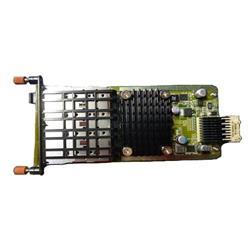 Fibre Channel Flex I/O Module Four 8/4/2Gb FC Ports SFPs sold separately Cust Kit