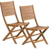FIELDMANN FDZN 4012-T set 2 ks skladacích stoličiek