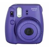 FUJIFILM Instax Mini 8 GRAPE - unikatny fotoaparat s tlacou fotografii