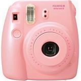 FUJIFILM Instax Mini 8 Pink - unikatny fotoaparat s tlacou fotografii