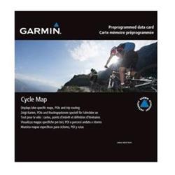 Garmin - CYKLO mapa - Európa, microSD™/SD™