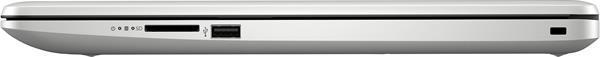 HP 17-by3000nc, i3-1005G1, 17.3 HD+, UMA, 8GB, SSD 256GB, W10, 2-2-0, Silver