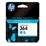 HP 364 Cyan Inkjet Print Cartridge- Blister