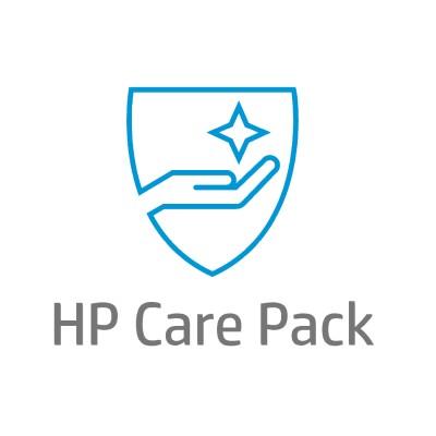 HP 5y NextBusDay XLarge Monitor HW Supp