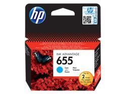 HP náplň c. 655 azúrová