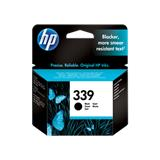HP No. 339 Black Inkjet Print Cartridge (21ml)