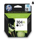 HP originál ink N9K08AE, HP 304XL, black, 300str., 5.5ml