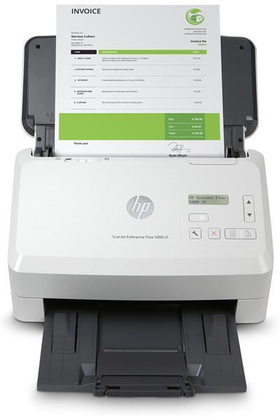 HP ScanJet Enterprise Flow 5000 s5 Scnr