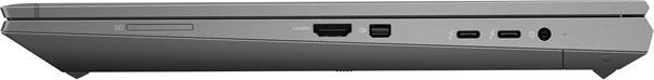 HP Zbook Fury 15 G7, i9-10885H, 15.6 UHD/DC, RTX3000/6GB, 32GB, SSD 1TB, W10Pro, 3-3-0