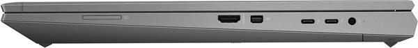 HP ZBook Fury 17 G7, i7-10750H, 17.3 FHD, T1000/4GB, 16GB, SSD 512GB, W10Pro, 3-3-0