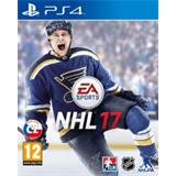 Hra k PS4 NHL 17