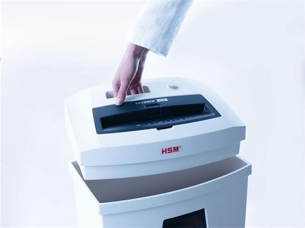 HSM Securio skartovačka C16 3,9 mm