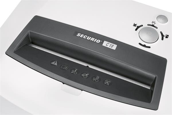 HSM Securio skartovačka C18 5,8mm