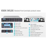 Infortrend Eon DS 3012G 2U, 1x host board sloty, 1x6G SAS exp.,12xHDD bay, Single Controller, 1x2GB, 2x PWS