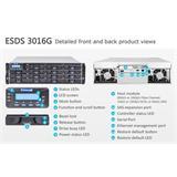 Infortrend (ESDS 3016G), 3U, 1x host board sloty, 1x6G SAS exp.,16xHDD bay, Single Controller, 1x2GB, 2x PWS
