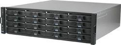 Infortrend, S16S-J2000-S, 3U 16-bay SATA/SAS to 6Gb SAS RAID (JBOD)