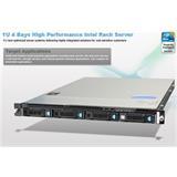 Intel® 1U Server System R1304GZ4GC Grizzly Pass) S2600GZ4 board 1U 4xHS 2x750W