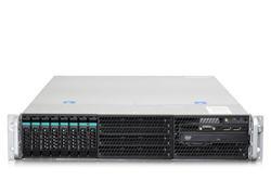 Intel® 2U Server System R2208GZ4GC10G (Grizzly Pass) S2600GZ4 board 2U 8xHS 2x750W