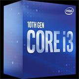 Intel® Core™i3-10105F processor, 3.70GHz,6MB,LGA1200, BOX, s chladičom