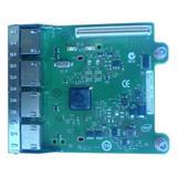 Intel Ethernet i350 QP 1Gb Network Daughter Card - Kit