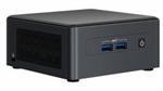 "INTEL NUC Tiger Canyon/Kit NUC11TNHi3/i3-1115G4/DDR4/USB3.0/LAN/WifFi/UHD/M.2+2.5"""