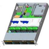 "Intel®Server R2308WTTYSR 2xE5-2600v3 ,v4, 24xDDR4 RDIMM, 8x3.5"" HDDHotSwap, 8xSATA ports, 2x10GbLAN, 1+0 1100W"
