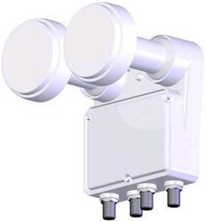 Inverto LNB monoblock- quad (4xF)