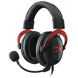 Kingston HyperX Cloud II - Pro Gaming Headset, červené