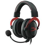 Kingston HyperX Cloud II - Pro Gaming Headset, červené