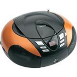 LENCO SCD-37 USB Orange - prenosný CD/MP3 prehrávač
