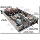 "Lenovo SR550/SR590/SR650 3.5"" SATA/SAS 8-Bay Backplane Upgrade Kit"