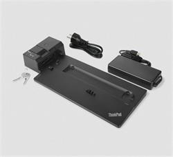Lenovo ThinkPad Pro Side Dock -135W (2x DisplayPort, RJ45, 1x USB-C,3xUSB 3.1, 2xUSB 2.0, adapter), pripojit max. 2x LCD