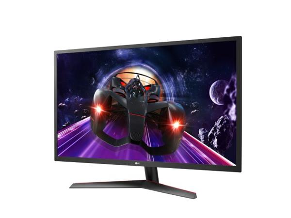 """LG 32MP60G-B 31.5"""" IPS LED 1920x1080 1M:1 5ms 250cd DP HDMI"""